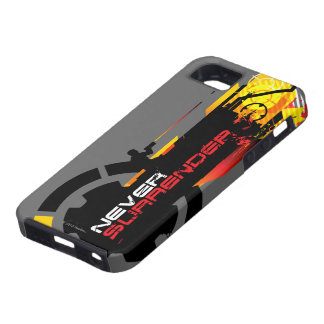 Never Surrender iPhone SE/5/5s Case
