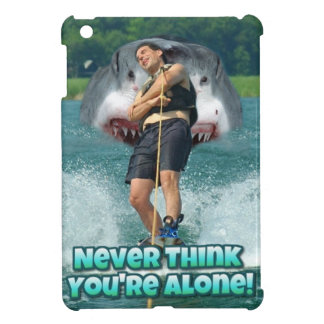 Never Think You're Alone iPad Mini Glossy Case iPad Mini Cases