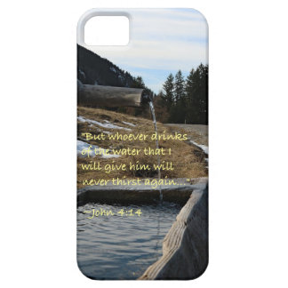 """""""Never thirst again"""" iPhone SE/5/5s Case"""