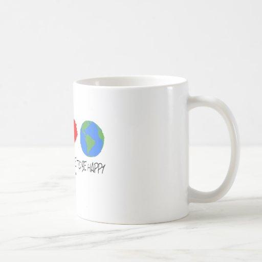 Never Too Late - Earth Day 2009 Coffee Mug