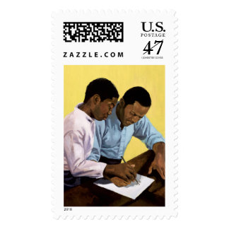 Never Too Old 2003 Postage