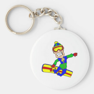 Never too Old Man Key Chain