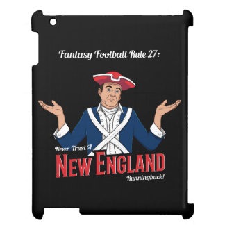 Never Trust a New England Runningback! Cover For The iPad 2 3 4