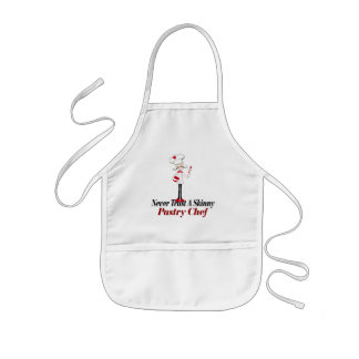 Never Trust a Skinny Pastry Chef Kids' Apron