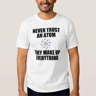 NEVER TRUST AN ATOM DRESSES