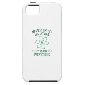 Never Trust An Atom iPhone SE/5/5s Case