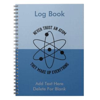 Never Trust an Atom Notebook