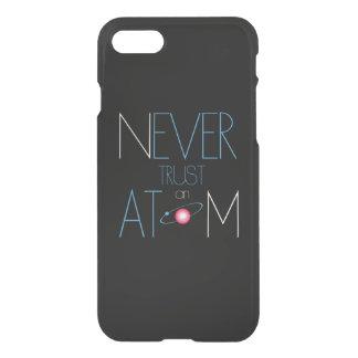 Never trust atom iPhone 7 case