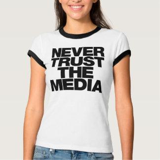 Never Trust The Media Shirt