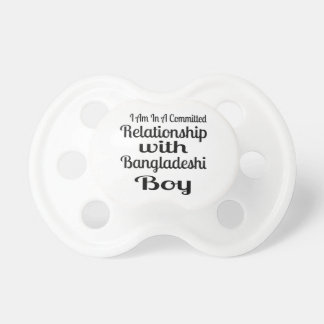 Never Underestimate Bangladeshi  Daddy Pacifier