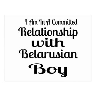 Never Underestimate Belarusian Daddy Postcard