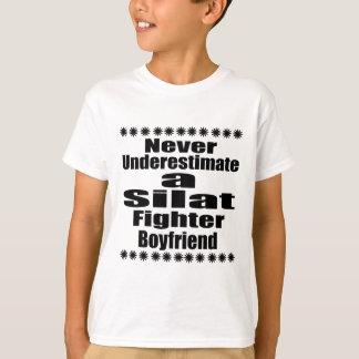 Never Underestimate  Silat Fighter Boyfriend T-Shirt