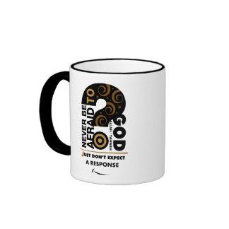 NeverBeAfraid Mugs