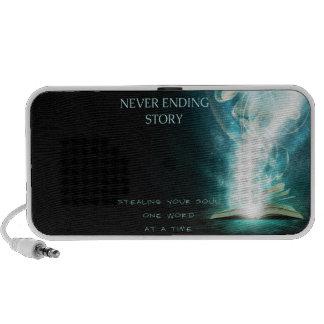 NeverEndingStory Soul Stealing Speakers