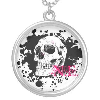 NeverEver skull Pendant