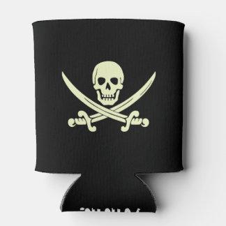 Neverita de bebidas alegre del pirata de Rogelio Enfriador De Latas