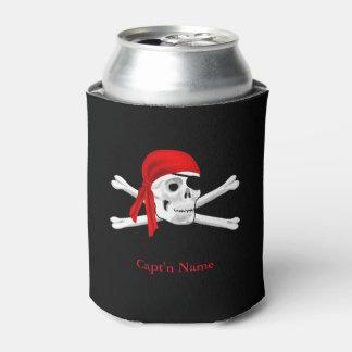 Neverita de bebidas de capitán Pirates Custom Enfriador De Latas