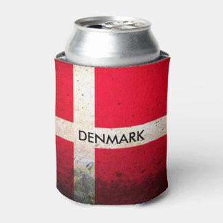 ¡Neverita de bebidas de Dinamarca! Enfriador De Latas