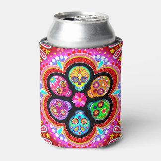 Neverita de bebidas de los cráneos del azúcar - enfriador de latas