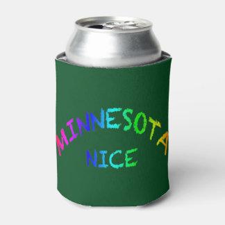 Neverita de bebidas de Minnesota Niza Enfriador De Latas