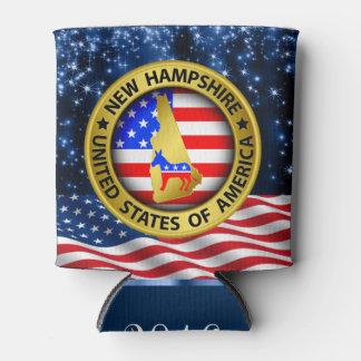 Neverita de bebidas de New Hampshire Demócrata Enfriador De Latas
