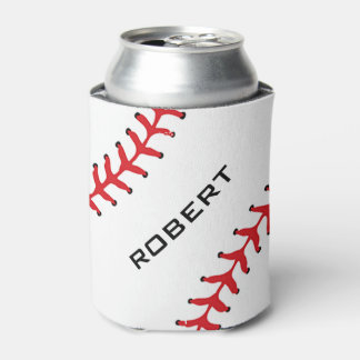 Neverita de bebidas del diseño del béisbol enfriador de latas