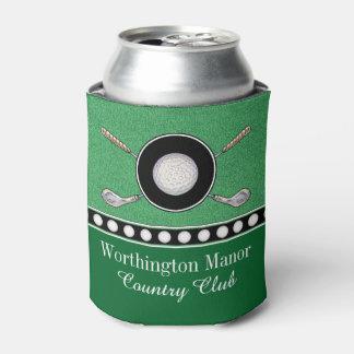 Neverita de bebidas del golf - srf enfriador de latas