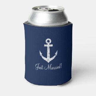 Neveritas de bebidas náuticos personalizados del enfriador de latas