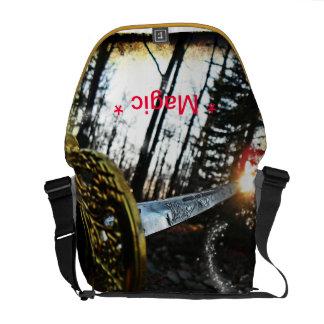 Neverland Messager Bag Commuter Bag
