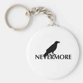 Nevermore 2 keychains