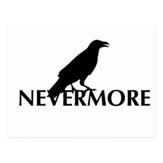 Nevermore 2 post card