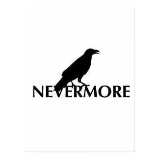 Nevermore 2 post cards