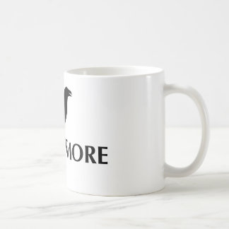 Nevermore 2 tazas de café