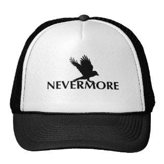 Nevermore 3 gorras