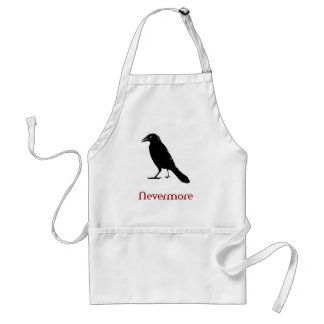 Nevermore Adult Apron