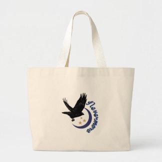 Nevermore Jumbo Tote Bag