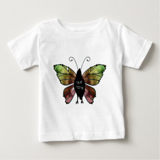 Nevermore Butterfly Raven Baby T-Shirt