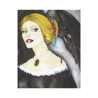 Nevermore Canvas Prints