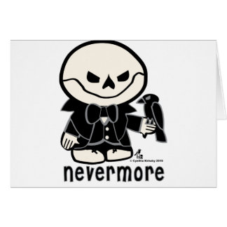 Nevermore Card