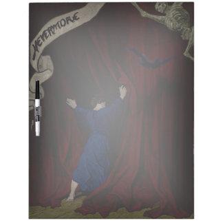 Nevermore... Dry Erase Board