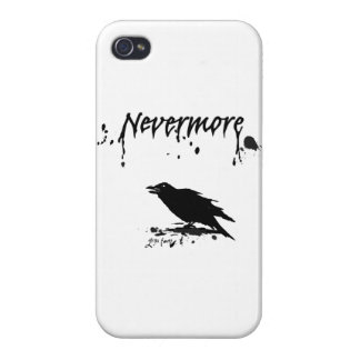Nevermore iPhone 4/4S Cover