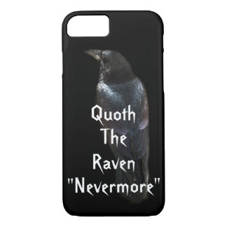 Nevermore iPhone 7 Case