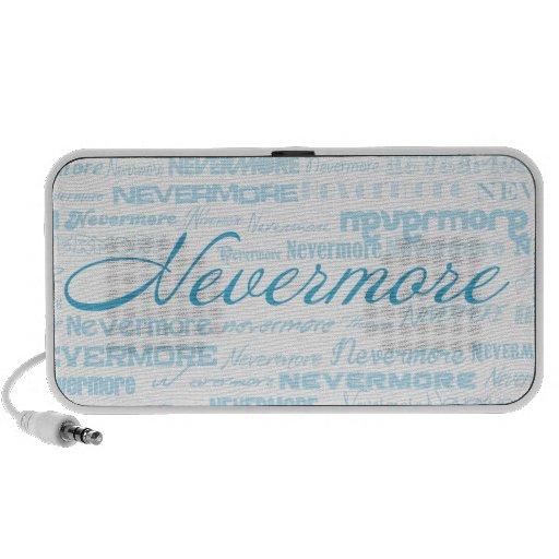Nevermore iPhone Speaker