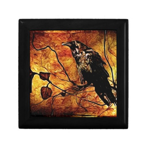Nevermore Jewelry Boxes