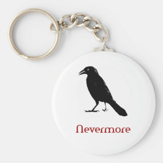 Nevermore Keychains