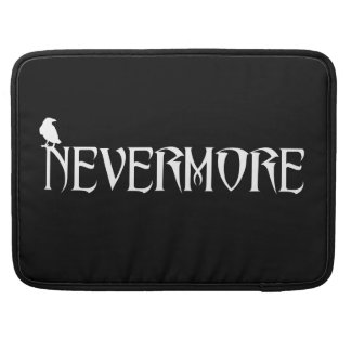 Nevermore MacBook Pro Sleeve