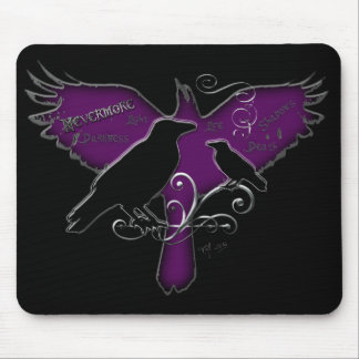 Nevermore Mouse Pad