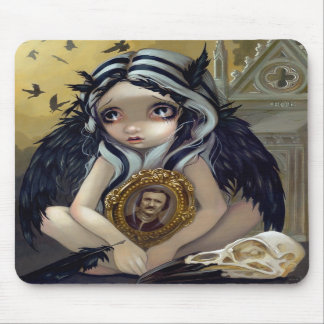 """Nevermore"" Mousepad"