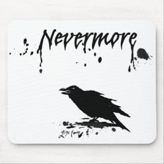 Nevermore Mouse Pads
