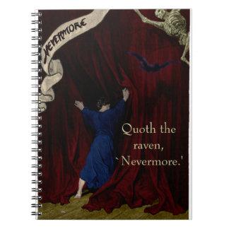 Nevermore... Notebook